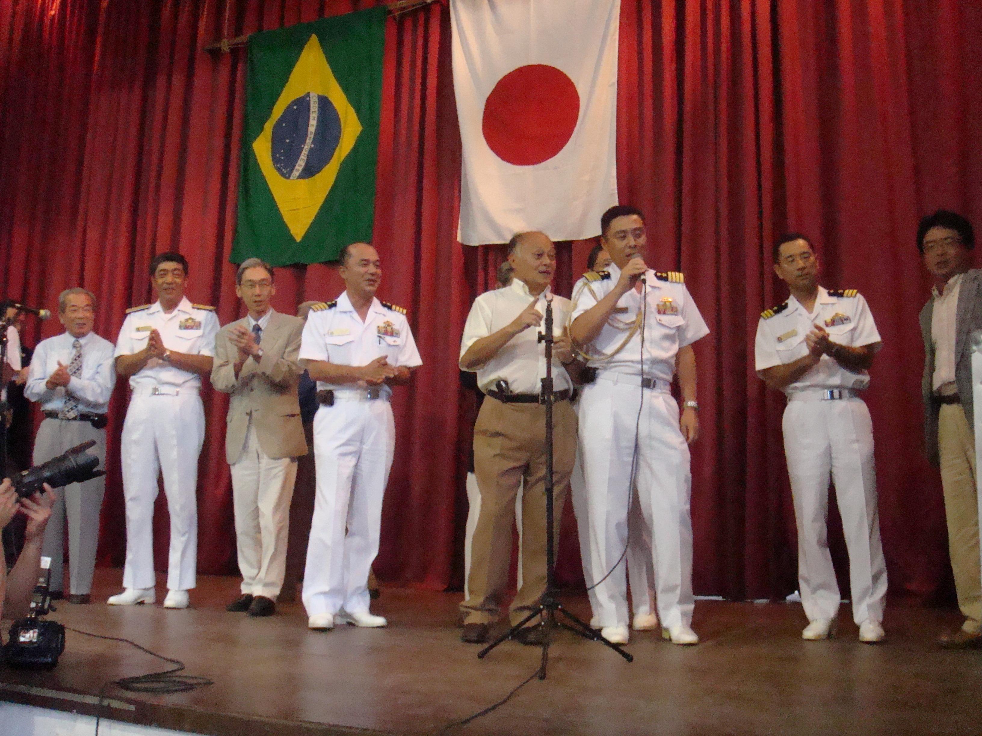 JIETAI - ESQUADRA DE TREINAMENTO DAS FORÇAS DE AUTODEFESA MARÍTIMA DO JAPÃO
